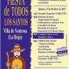 Fiesta de todos los Santos 2015.