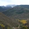 Primeras nieves otoño 2011