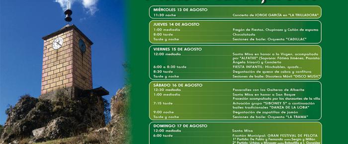 Fiestas de San Roque 2014