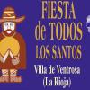 Fiesta de todos los Santos 2016. Ventrosa