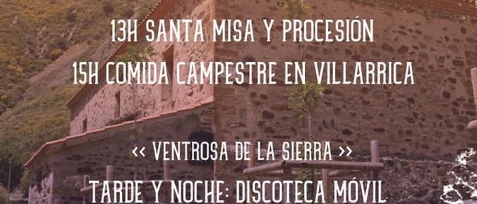 Romería de Villarrica 2019