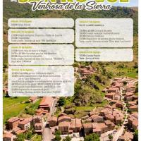 Fiestas de San Roque 2019 en Ventrosa. La Rioja