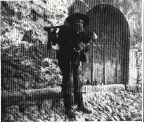 Tio Frescas. Gaitero de Ventrosa 1920.