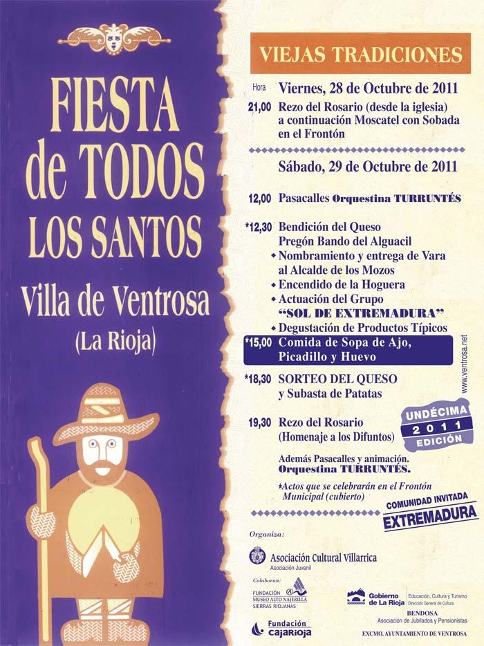 Fiesta de Todos los Santos 2011
