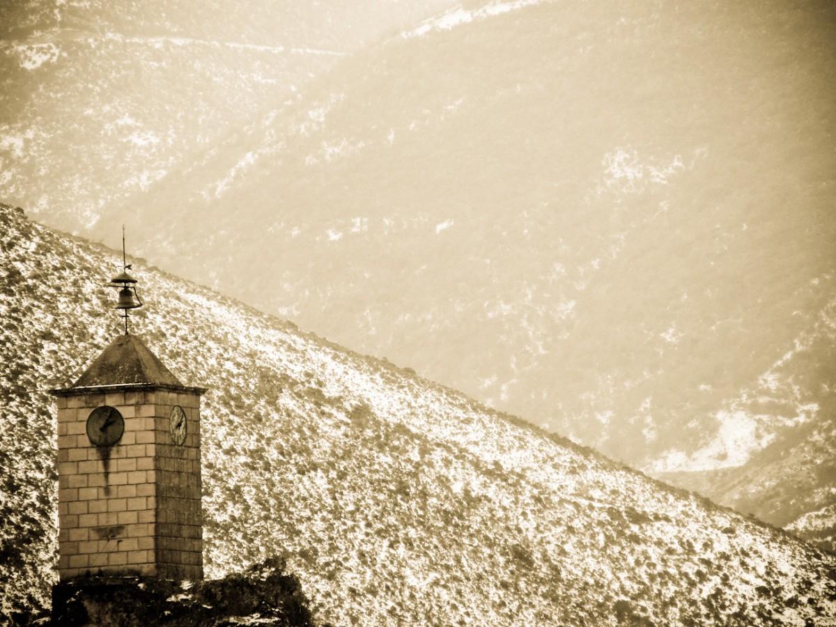 Ventrosa nevada enero 2012