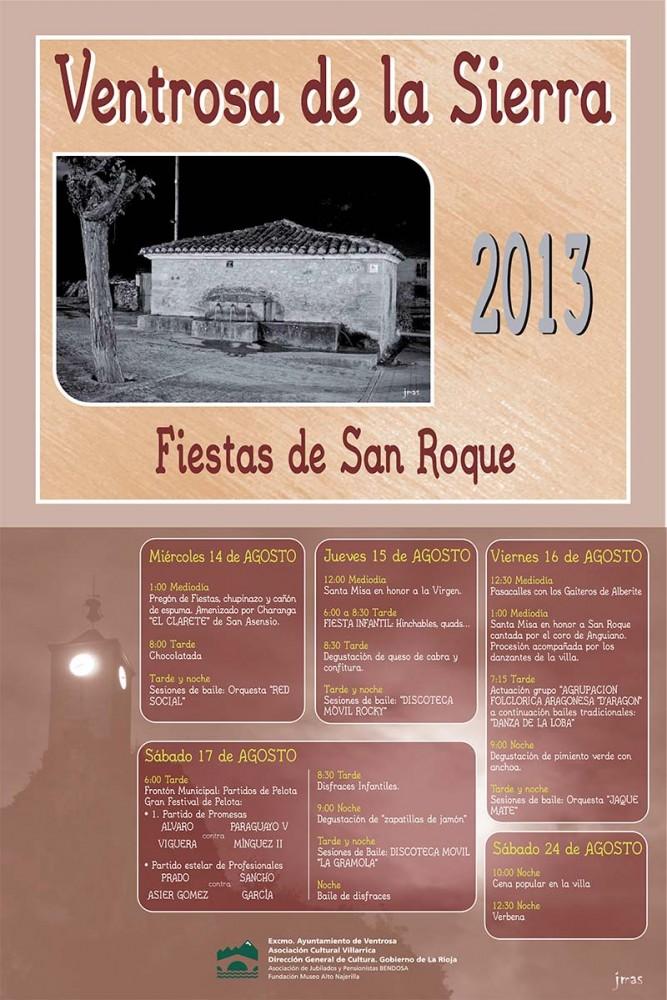 San Roque 2013. Ventrosa. La Rioja